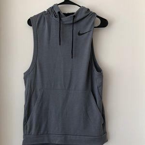 Nike Sleeveless Men's Small Sweater